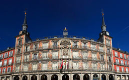 Madrid, Plaza Major Stock Image