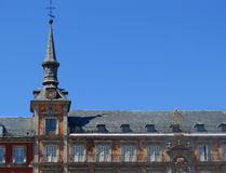 Madrid, Plaza Mayor Stock Photo