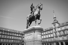 Madrid Stock Image