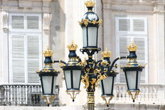 Madrid - Royal Palace Stock Photography