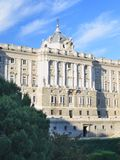 Madrid Royal Palace Imagem de Stock