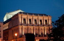 Madrid's Opera House Royalty Free Stock Image