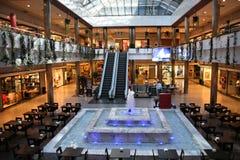 madrid shopping Royaltyfria Bilder
