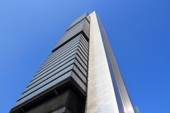 Madrid skyscraper Stock Photography