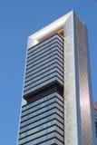 Madrid skyscraper Stock Images