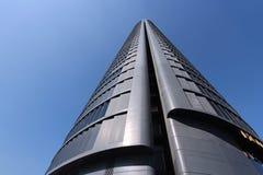 Madrid skyskrapa Arkivfoton