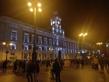Madrid-Sonne lizenzfreie stockfotos