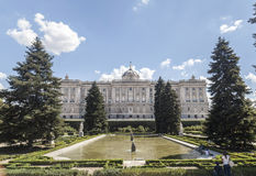 Madrid, Spagna immagine stock libera da diritti