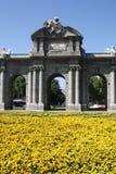 Madrid, Spain Royalty Free Stock Photos