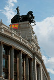 Madrid. Spain. Royalty Free Stock Photo