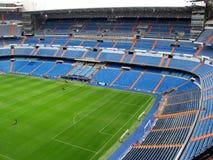Santiago Bernabeu Stadium of Real Madrid. MADRID, SPAIN - April 20, 2012: Santiago Bernabeu Stadium of Real Madrid stock images