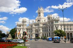 Madrid, Spain Stock Photos