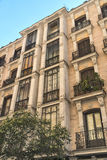 Madrid Spain:  building Stock Image