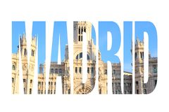 Madrid, Spain Stock Images