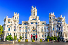 Madrid, Spain. Royalty Free Stock Images