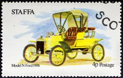 Model N Ford 1906, produced by Ford Motor Company