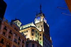 MADRID SPAIN - JUNE 23, 2015: Madrid, Spain stock images