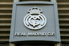 MADRID, SPAIN - June 10, 2016: stock photography