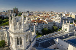 Madrid, Spain Royalty Free Stock Image