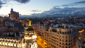 Madrid - Spain royalty free stock images
