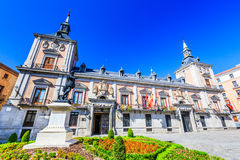 Madrid, Spain. Royalty Free Stock Photography