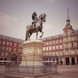 Madrid Spain Royalty Free Stock Image
