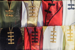 Madrid Spain: traditional clothes Stock Image