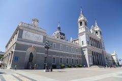 Madrid Spanien Royaltyfri Bild