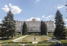 Madrid, Spanien lizenzfreies stockbild