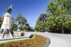 Madrid, Spanien Stockbild