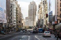 Madrid, Spanien; Im Juli 2017 stockfotografie