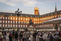 Madrid, Spanien stockbilder