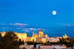 Madrid, Spanje Royalty-vrije Stock Fotografie