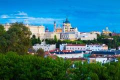 Madrid, Spanje royalty-vrije stock foto