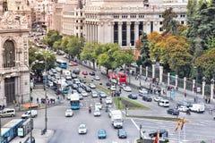 Madrid, Spanje stock foto