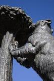 madrid symbol Royaltyfri Foto