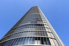 Madrid Torre PwC Royalty Free Stock Photography
