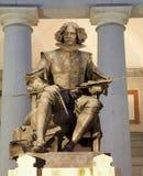 Madrid -  Velesquez statue for building of Museo nacional del prado Royalty Free Stock Photos