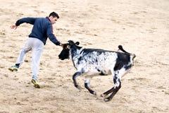 MADRID-VORORT VON SAN SEBASTIÁN DE LOS REYES - 29. SEPTEMBER: Männer Lizenzfreies Stockfoto