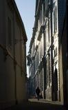 Madrugada en Basilea Imagen de archivo