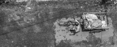 Madrugada en un día de verano Fotografía de archivo libre de regalías