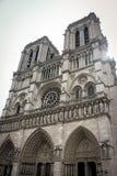 Madrugada Notre Dame fotos de archivo libres de regalías
