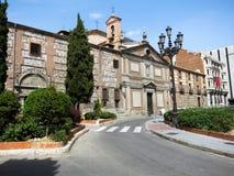 Madryt, Hiszpania Fotografia Stock