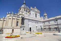 Madryt, Hiszpania Fotografia Royalty Free