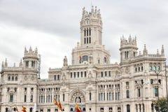 madryt Hiszpanii Obrazy Royalty Free