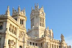 madryt Hiszpanii Zdjęcia Royalty Free