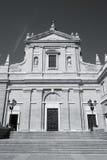 Madryt katedra Zdjęcie Stock