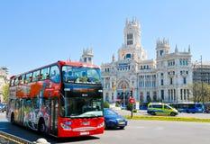 Madryt miasto, Hiszpania Obraz Stock