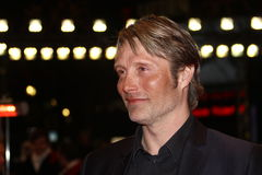 Mads Mikkelsen Royalty Free Stock Photo