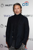 Mads Mikkelsen. NEW YORK-OCT 18: Actor Mads Mikkelsen attends PaleyFest NY 2014 for Hannibal at The Paley Center for Media on October 18, 2014 in New York City Royalty Free Stock Photo